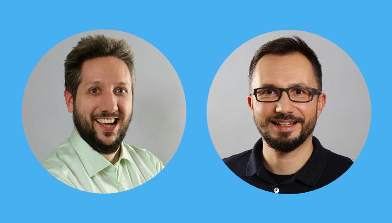 SEO experts Fili Wiese and Kaspar Szymanski are veterans from Google's Search Quality team