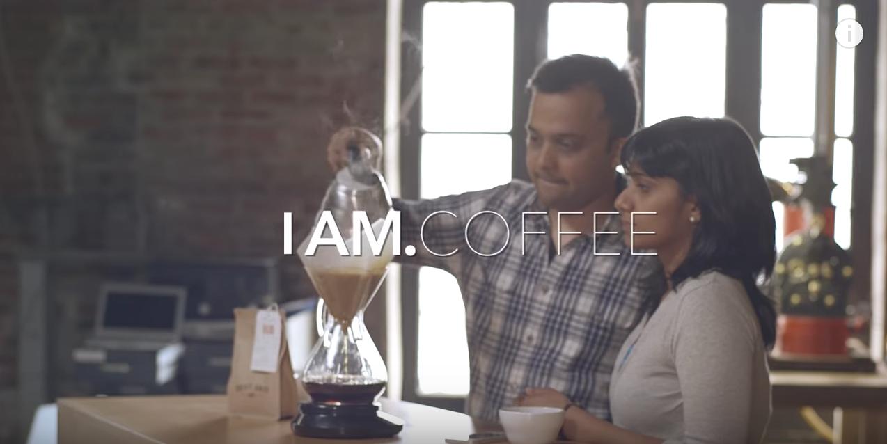 I am .coffee